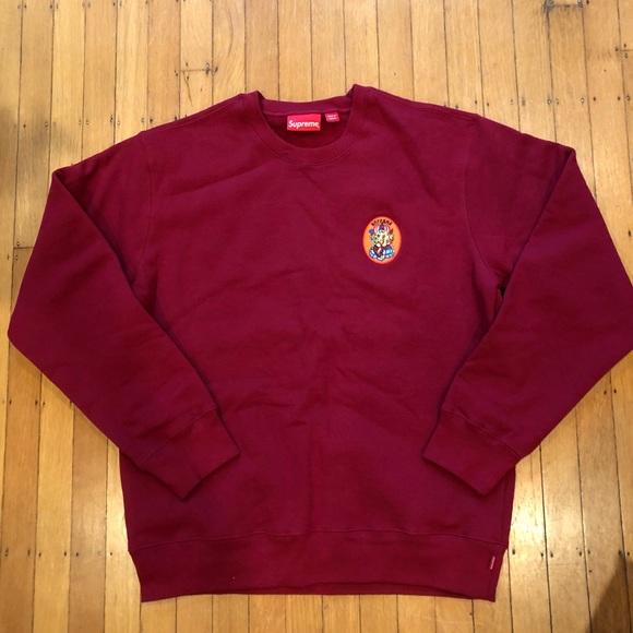 a05752dc Supreme Shirts | Ganesha Crew Sweatshirt | Poshmark